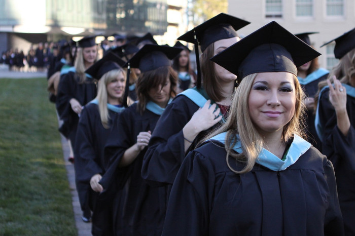 9. Only 17% of Texans have a bachelor's degree and a mere 8% have a graduate degree.