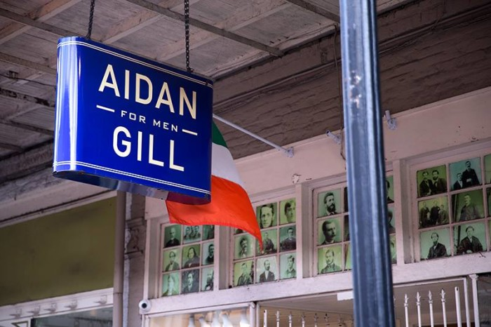 7) Aidan Gill For Men, 2026 Magazine Street