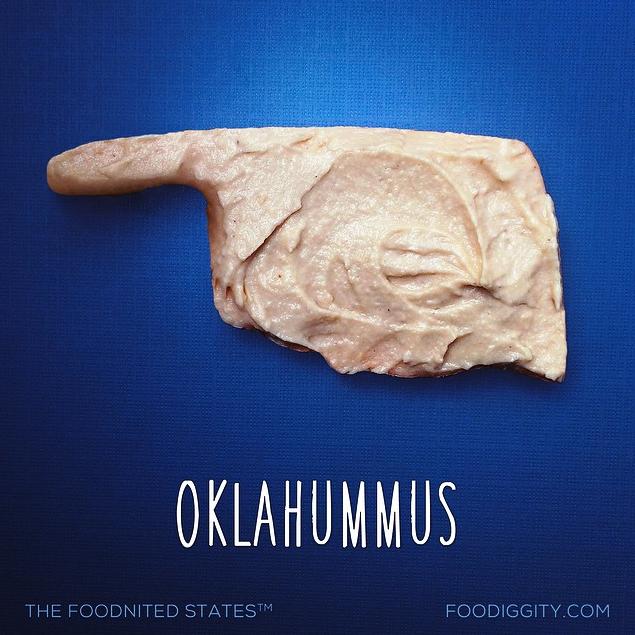 36. Oklahoma