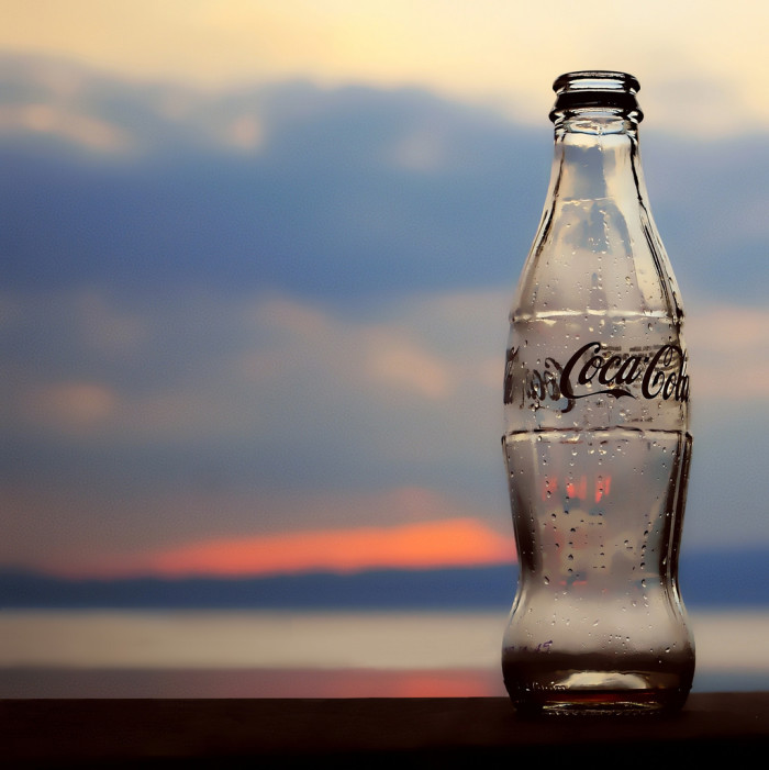 7. Do you drink Coca-Cola? Then you can't hate on Georgia.