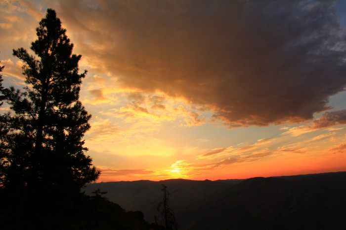 6. Snake River Wilderness