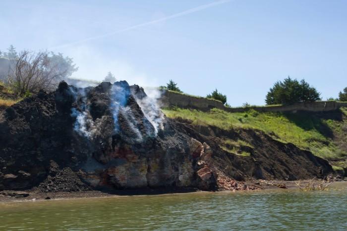 Burning Bluffs
