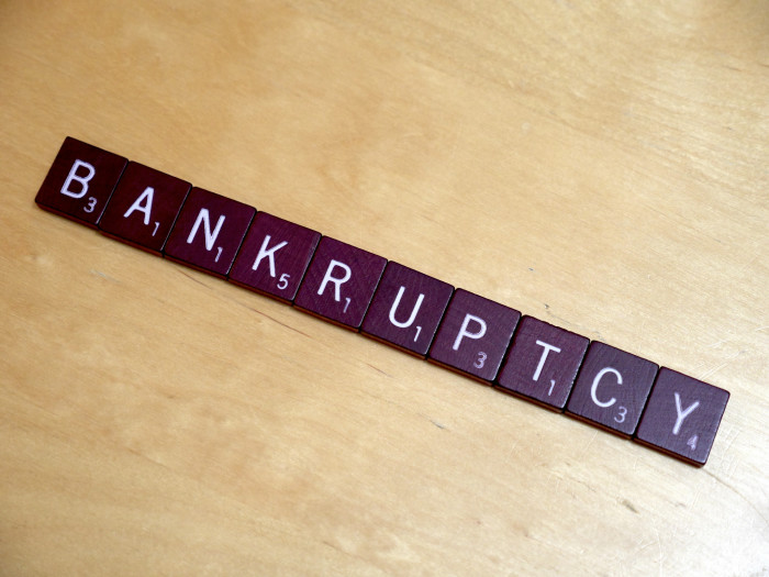 10. We have the fourth highest bankruptcy rate in the country.