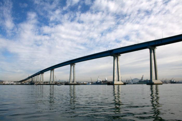 8. Coronado Bridge