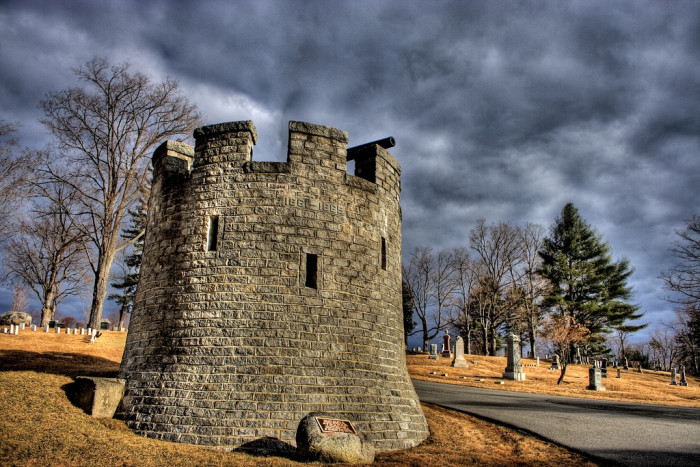 2. Mount Hope Cemetery, Bangor