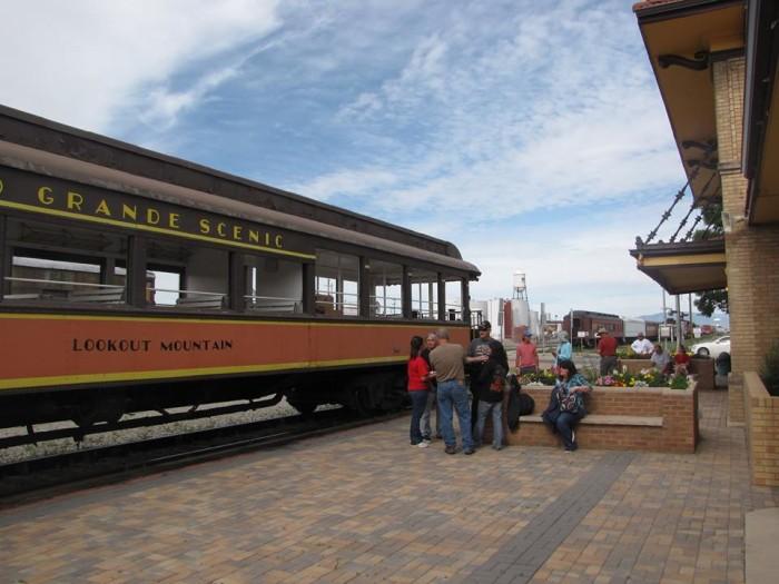 7. Rio Grande Scenic Railroad (Alamosa)
