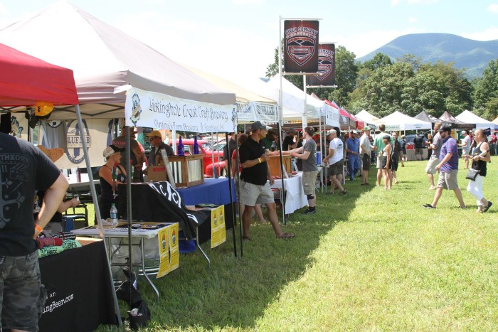 3. Enjoy a cold one at Virginia Craft Brewers Festival