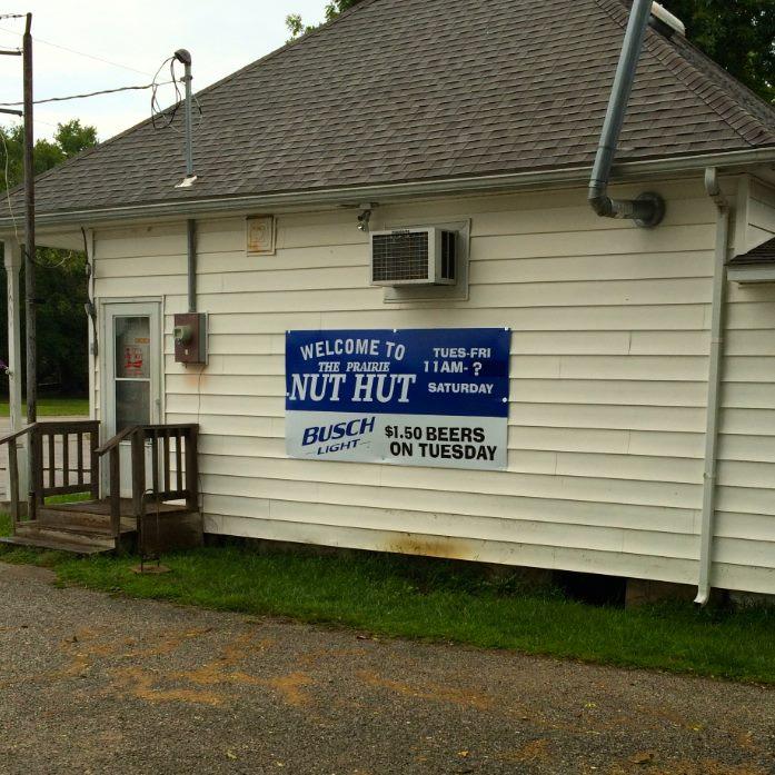 2. Prairie Nut Hut (Altoona)