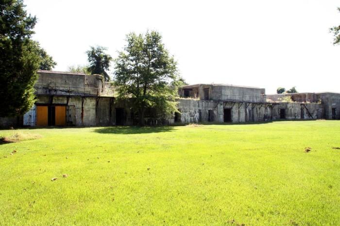 9. Fort DuPont State Park
