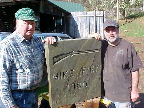 1. Grave of Mike Fink
