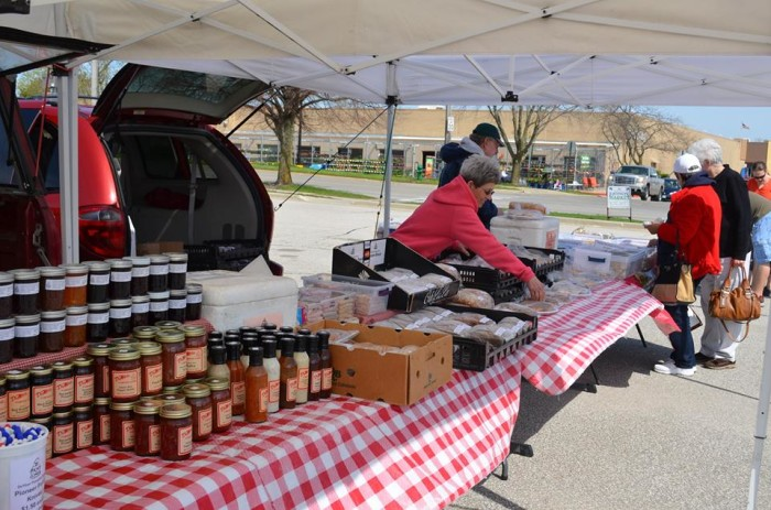 7. North Grand Farmers Market and Main Street Farmers Market, Ames