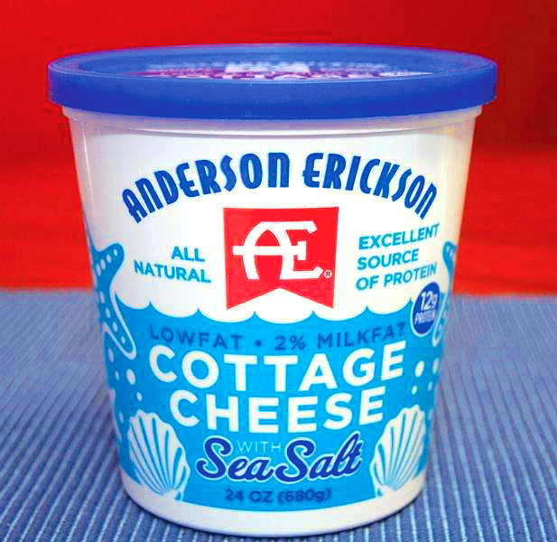 12. AE cottage cheese