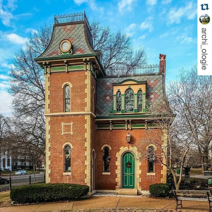 The Most Beautiful Neighborhood In St Louis Is Lafayette