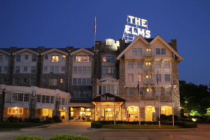 12.The Elms Hotel, Excelsior Springs