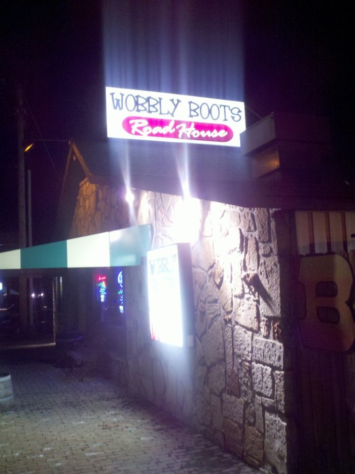 12.Wobbly Boots Roadhouse, Osage Beach