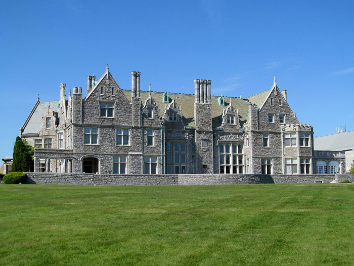 11. The Branford House, in Groton, Connecticut.