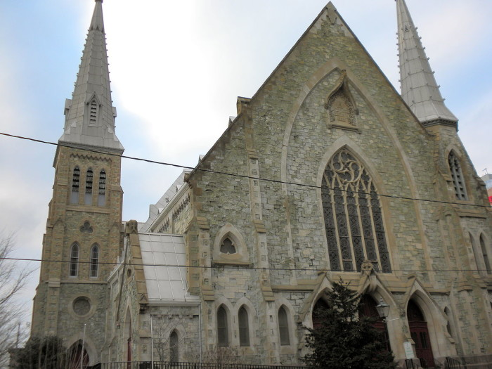 11. Grace Church, Wilmington
