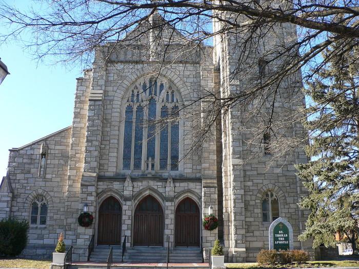 4. St. Thomas the Apostle, Wilmington