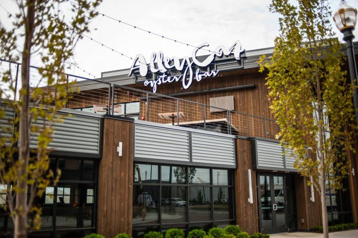 Alley Cat Oyster Bar Cleveland