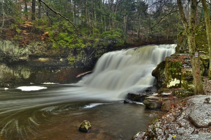 2. Wadsworth Falls, Middlefield