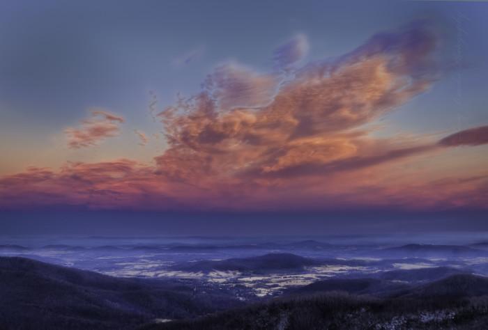 8. Shenandoah National Park.