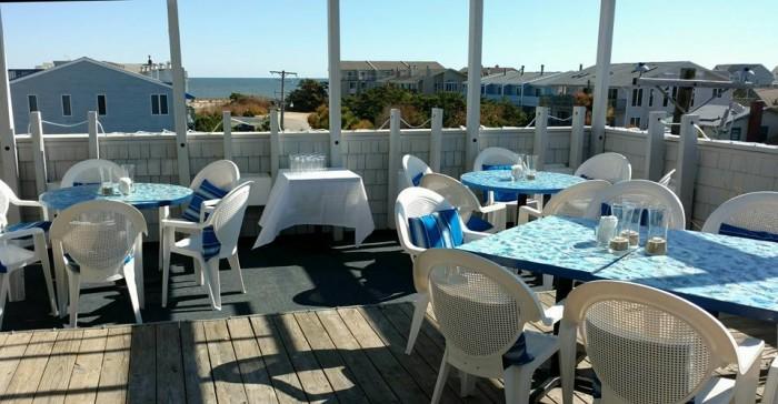 9. Two Seas Restaurant, Dewey Beach