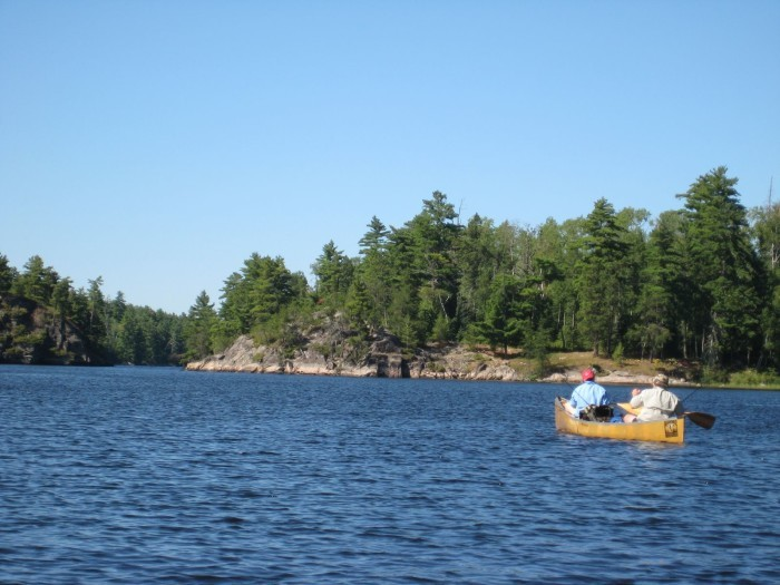 13. Visit the Boundary Waters Canoe Area Wilderness.