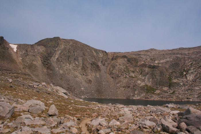5. Hiking Bomber Mountain