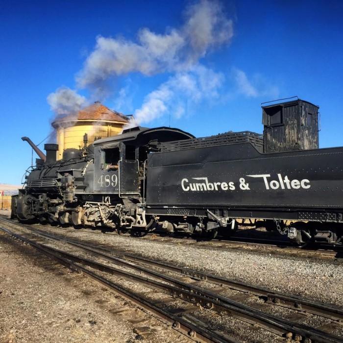 6. Cumbres & Toltec Scenic Railroad (Antonino)