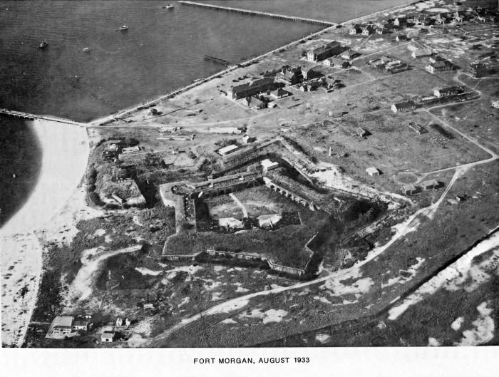 6. Fort Morgan, 1933