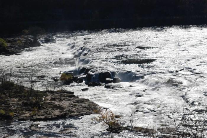 10. Sandstone Falls, Hinton