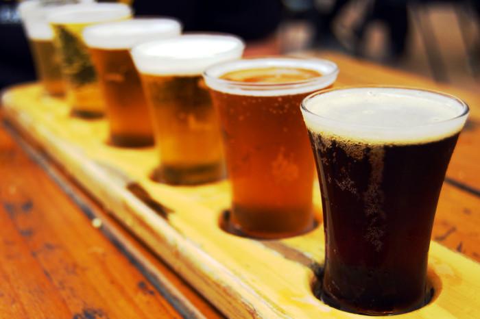 1. Beer Sampling