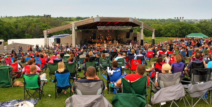 3. SumTur Amphitheater is there, too - it's the perfect place for concerts.