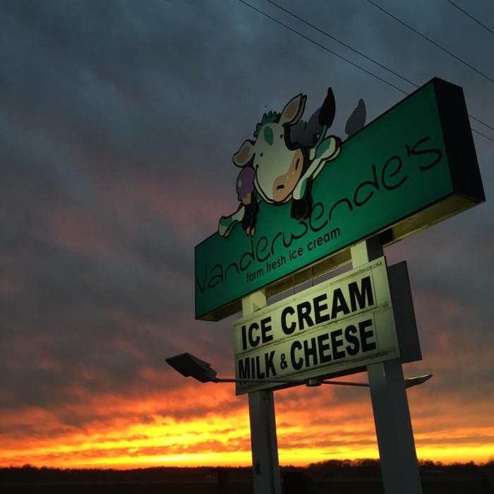 Vanderwende's Farm Creamery, Bridgeville