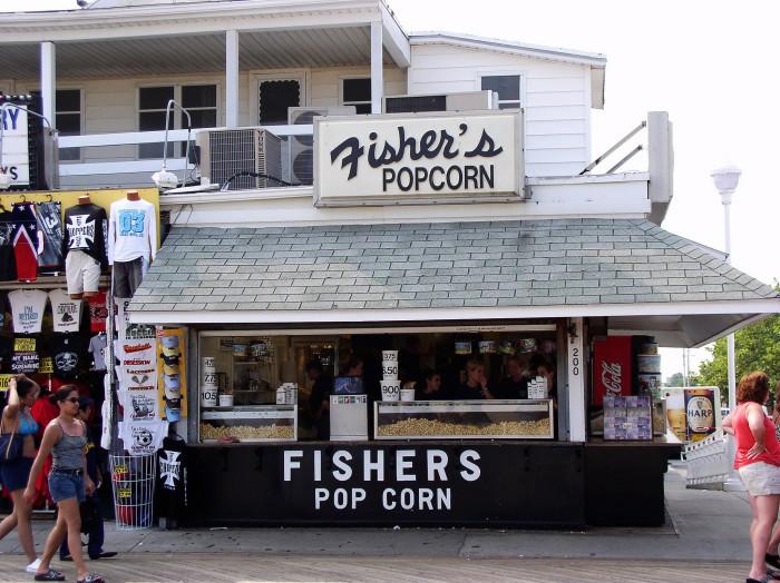 9. Fisher's Popcorn