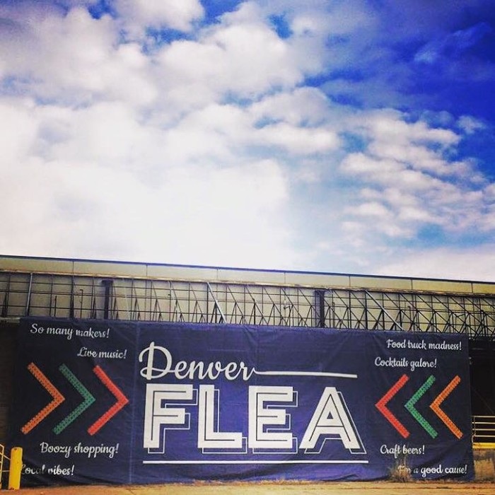 9.) Denver Flea - Holiday Flea (Denver)