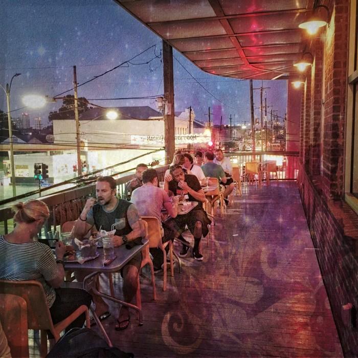 4. Charcoal's Gourmet Burger Bar, New Orleans