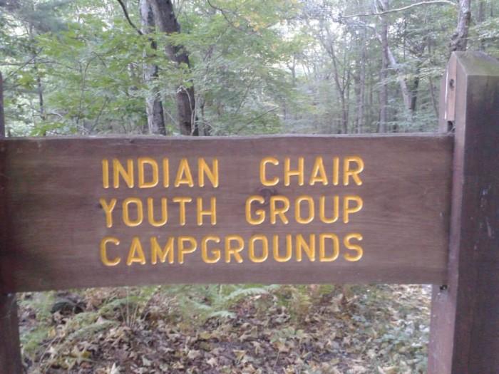 8. Mashamoquet Brook State Park (Pomfret Center)