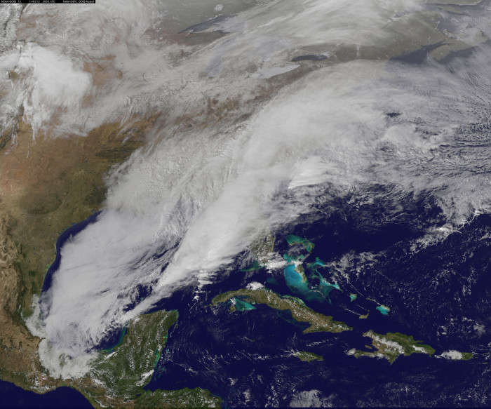 4. The 1993 Storm of The Century