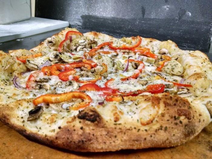 Dough Trader Pizza