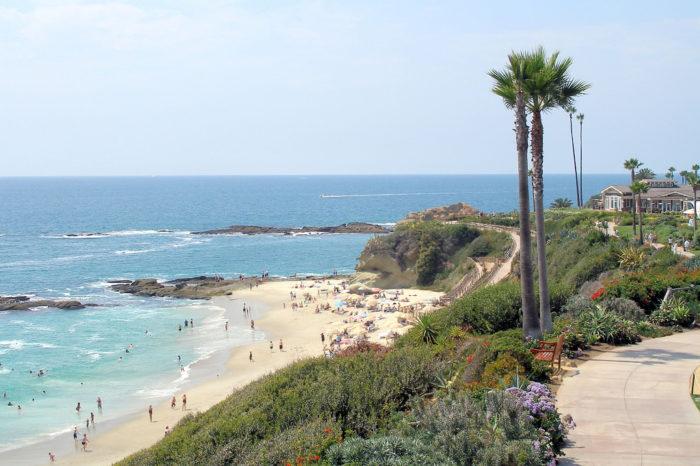 1. Scenic beaches