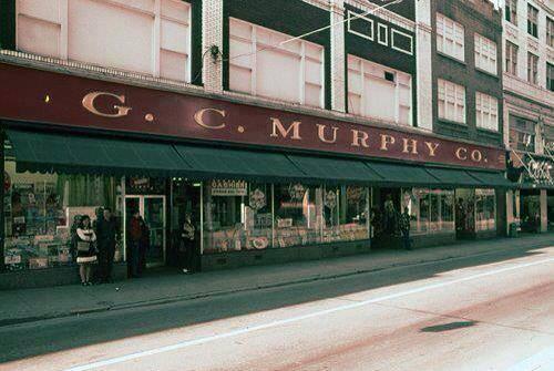 5. A Main Street G.C. Murphy