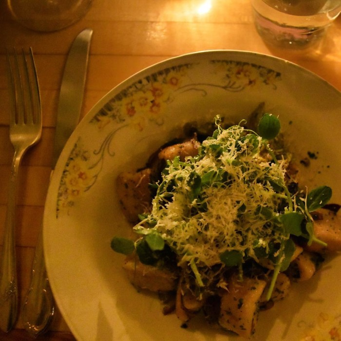 For dinner, head to the lovely town of McMinnville to eat at Thistle.