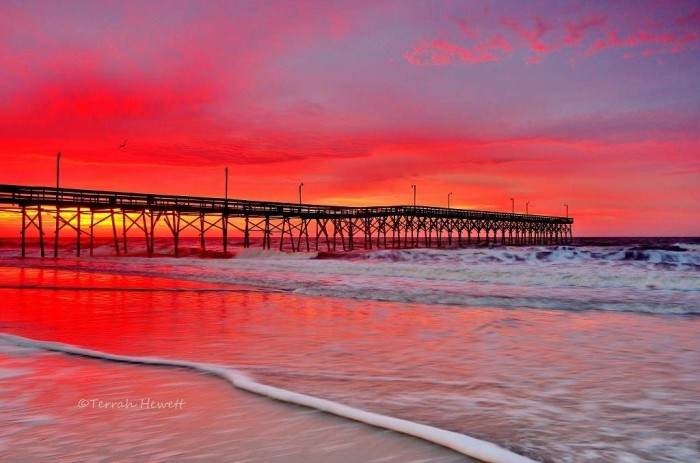 1. Our beaches were recently ranked as one of the top 5 places to catch a sunset.
