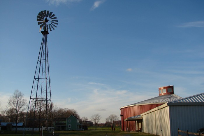 8. The Delaware Agricultural Museum