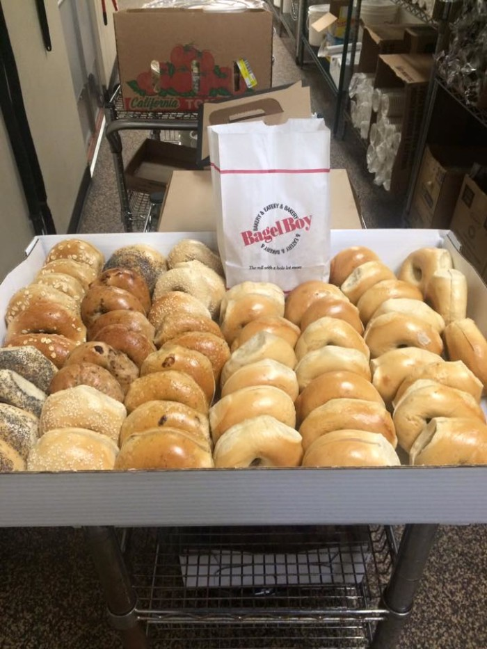 11. The bagels at Bagel Boy in Sioux Falls. They're that good.