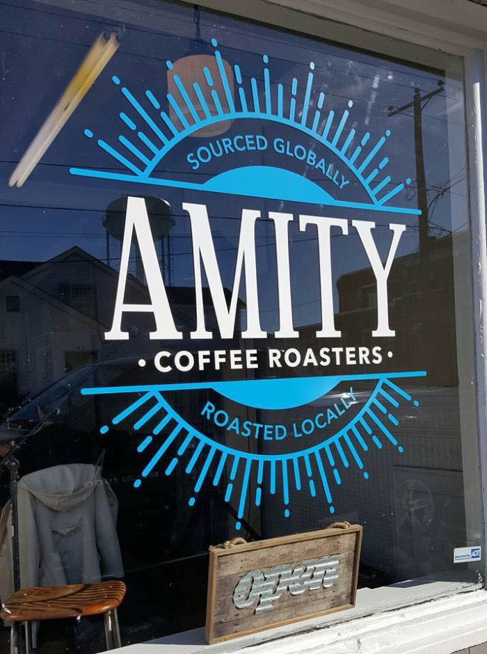 7. Amity Coffee Roasters and Cafe, Greenwood