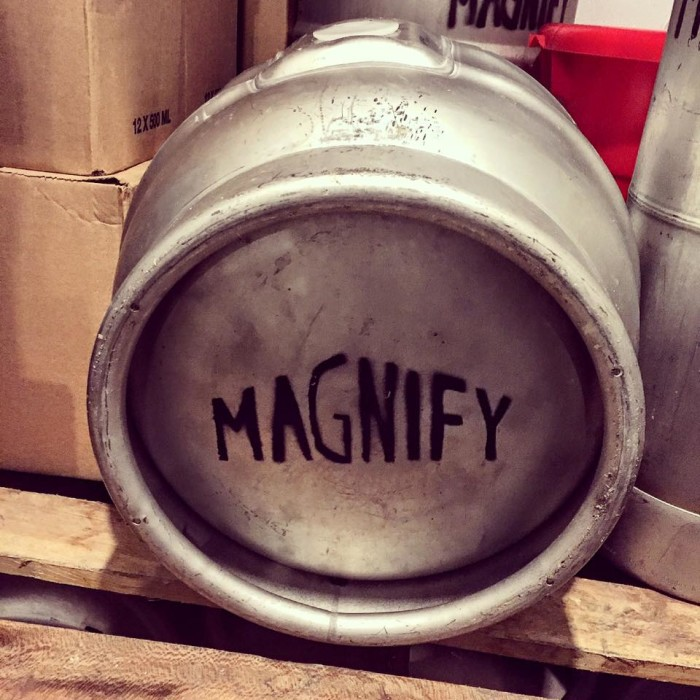 4. Magnify Brewing Company, Fairfield