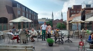 8 Restaurants With Incredible Rooftop Dining In Pennsylvania