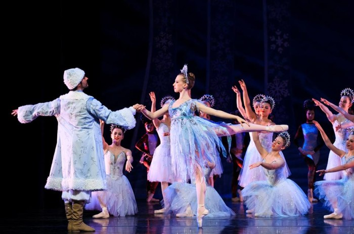 5. We have lots of culture to offer, including the ballet…